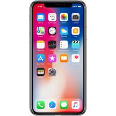 """iPhone X 64Gb Black """"З пробігом"""""""