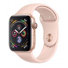 Смарт-часы  Apple Watch Series 4 40mm Gold Aluminum Case with Pink Sand Sport Band MU682